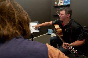 john prefontaine guitar teacher guitar lessons redlands brisbane